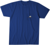 Youthful Cotton - Toddler, Youth, & Adult Three Fish SS Tee - Royal Blue