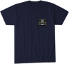 Youthful Cotton - Toddler, Youth, & Adult Beach Nights SS Tee - Navy