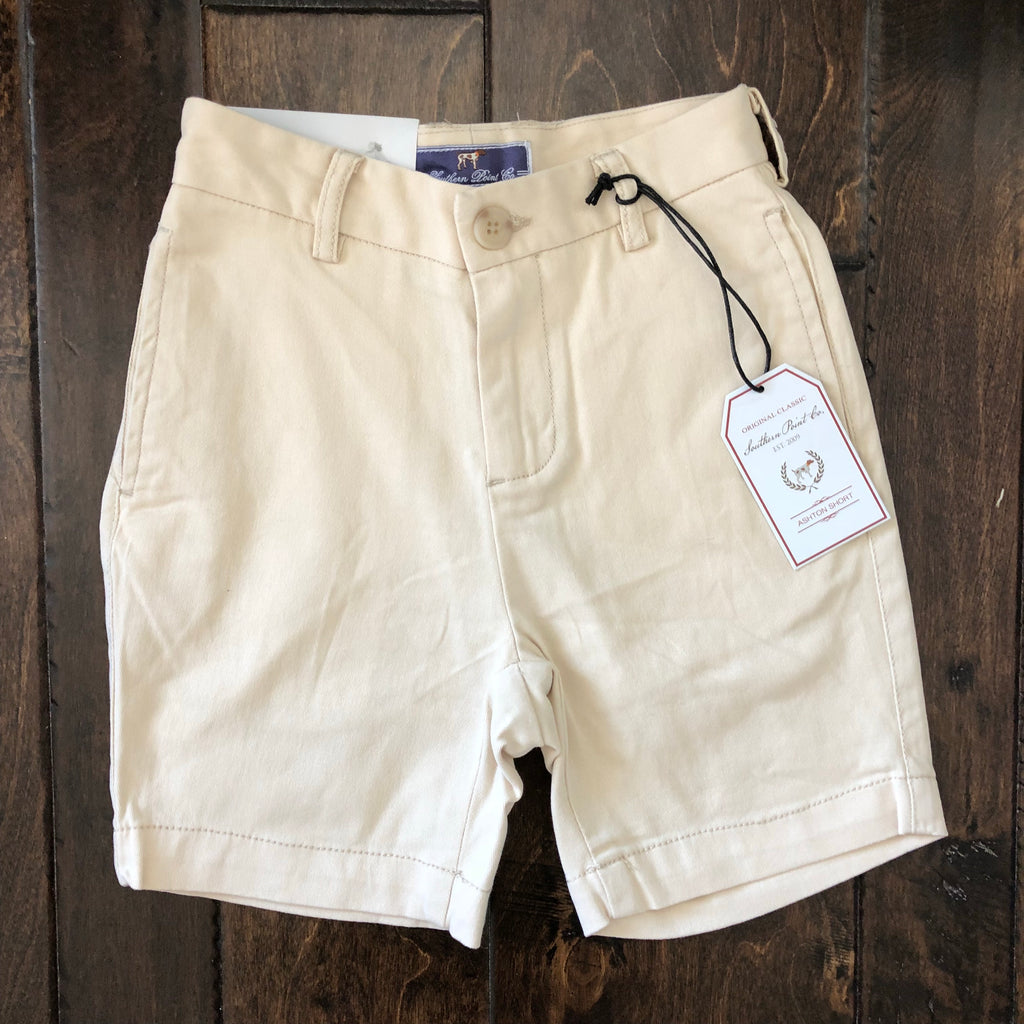 Southern Point Co - Khaki Ashton Shorts