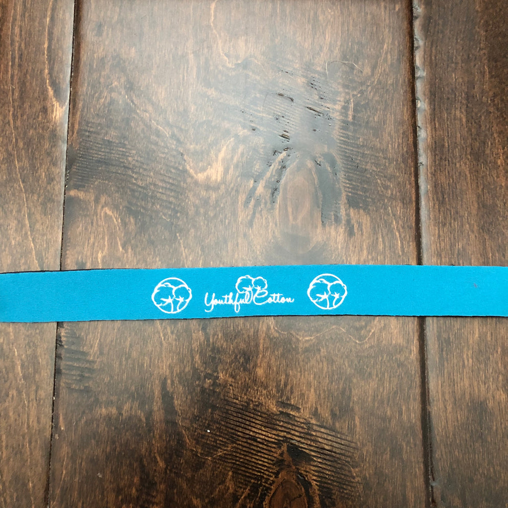 Youthful Cotton - Sunglasses Strap - Ocean Blue