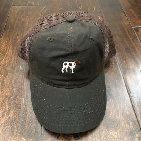 Southern Point - Boys Chocolate Wax Trucker Hat