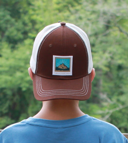 Youthful Cotton - Explore. Live. Learn. Trucker Hat - Youth & Adult
