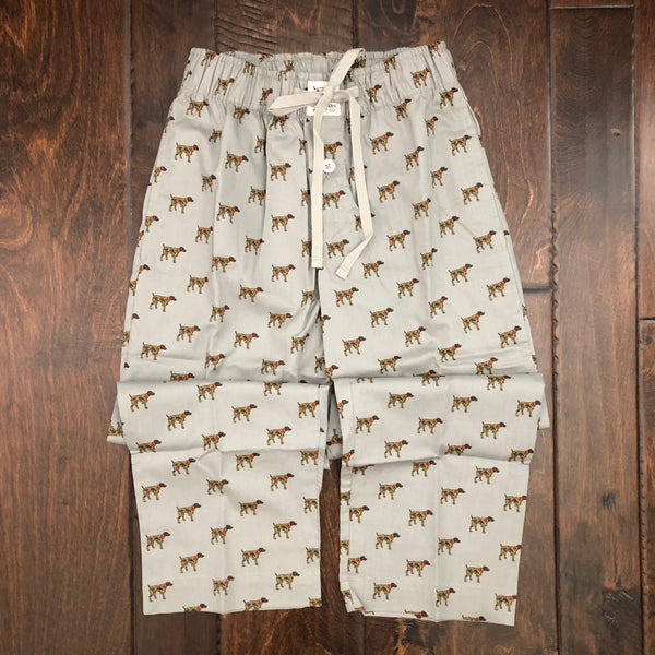 Southern Point - Signature Greyton Youth Lounge Pants - Gray w/ Camo