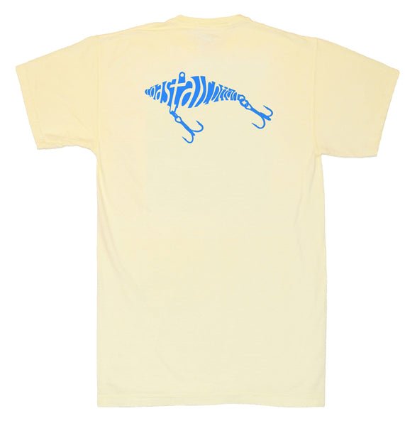 Coastal Cotton - Lure Youth SS Tee - Yellow