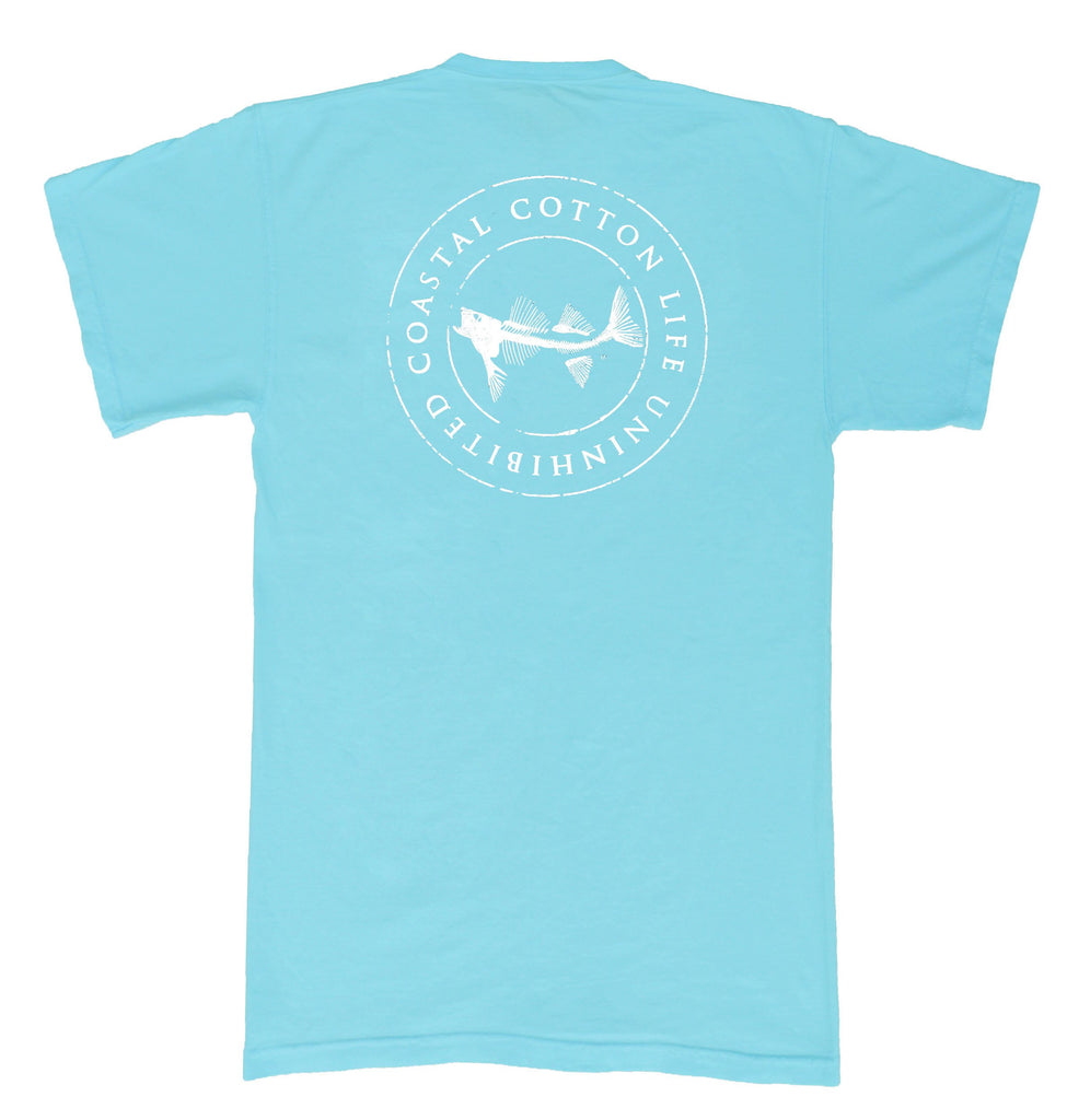 Coastal Cotton - Surf Youth SS Tee - Surf