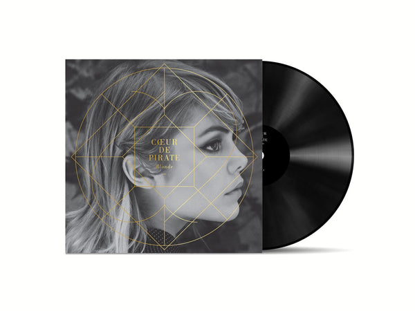 Vinyle Blonde - Coeur de pirate