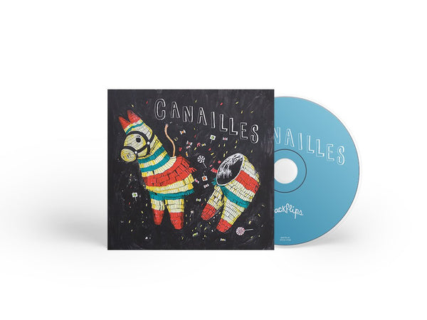 CD Backflips - Canailles