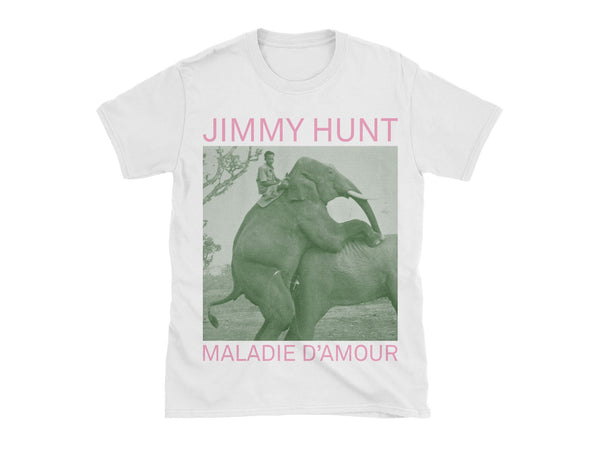 T-shirt Éléphant de Jimmy Hunt