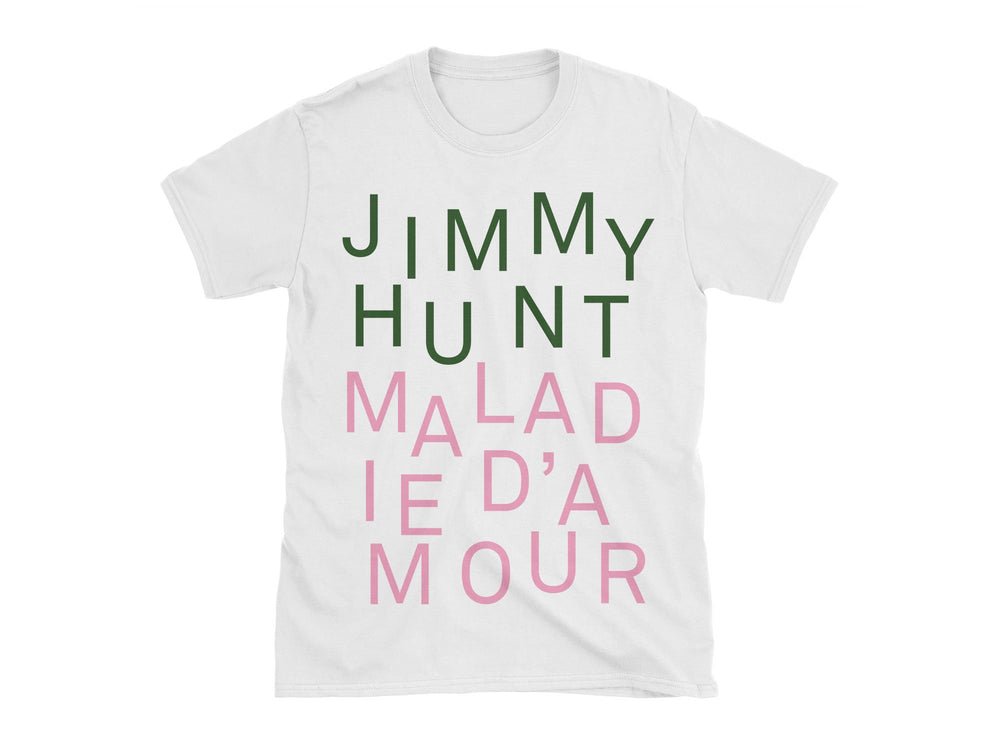 Jimmy Hunt - T-shirt Maladie d'amour