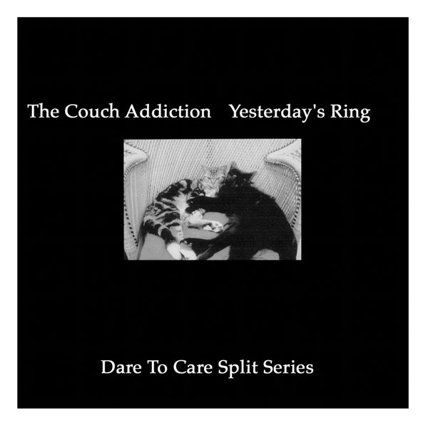 Album numérique DTC- Split Series Vol.1 - Yesterday's Ring - The Couch Addiction