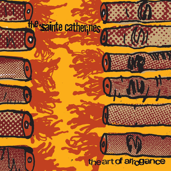 Album numérique The Art of Arrogance - The Sainte-Catherines
