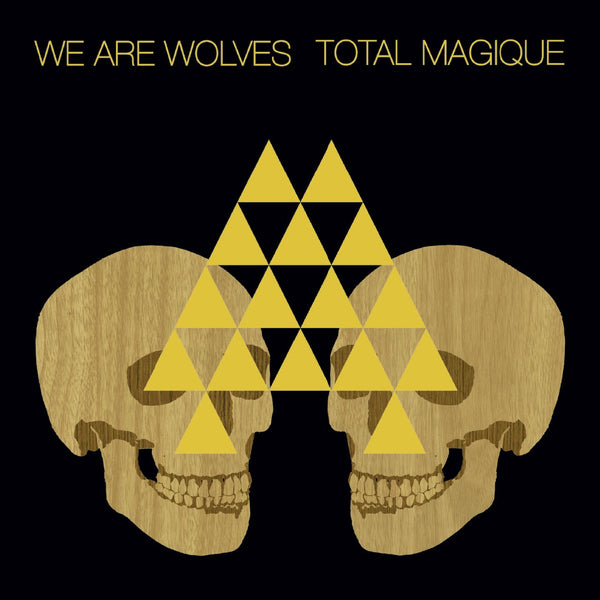 Album numérique Total Magique - We Are Wolves