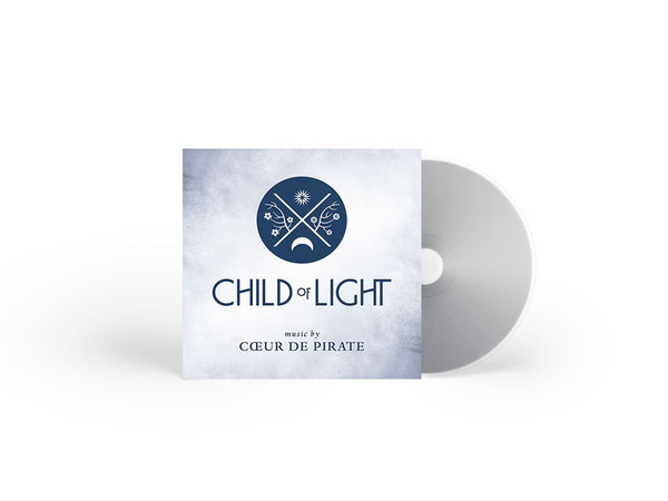 CD Child of light - Coeur de pirate