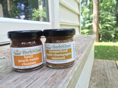 Free Herb 'n Zest Condiment Samples - Just Pay Shipping & Handling