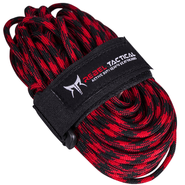 Rebel tactical 7 Strand Type III Mil Spec Nomex Paracord Parachute Nylon String USA Made