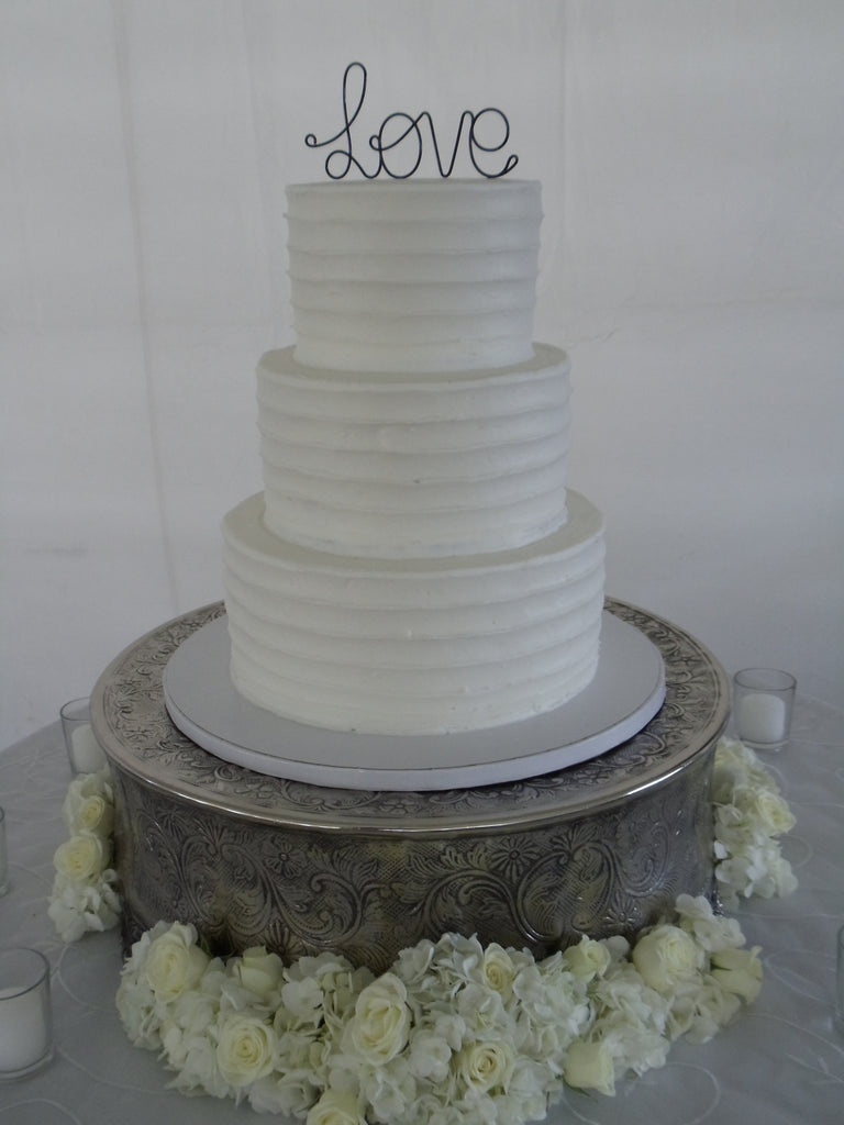 Lou's Wedding Cake 5