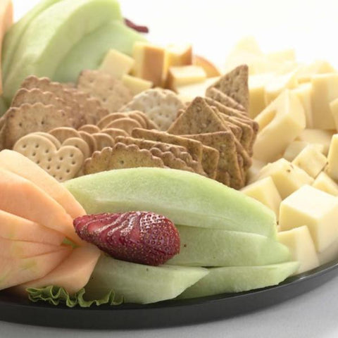 Cheese, Fruit & Cracker Platter
