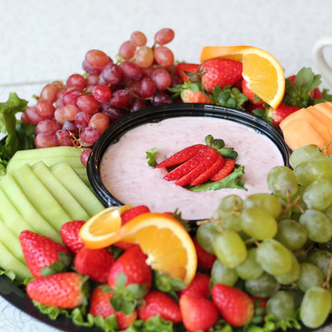 Fresh Fruit & Yogurt Platter