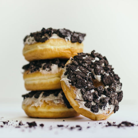 Cookies & Cream Donut