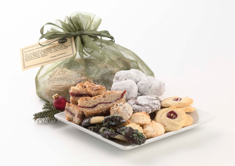European Holiday Cookies