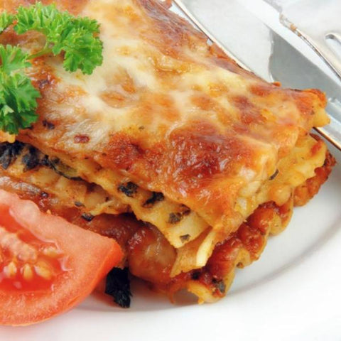 Lasagna Meal