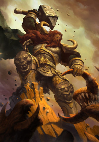 Barbarian 5e for Dungeons and Dragons