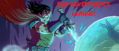 dungeons and dragons adventurer's league