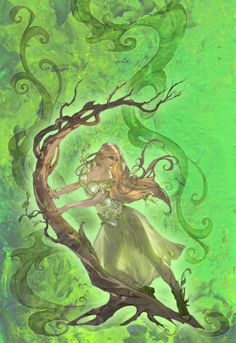 Druid Class for Dungeons and Dragons 5e