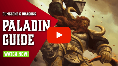 Paladin 5e Guide for DnD