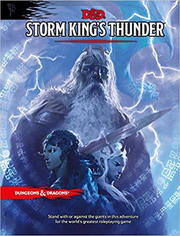 DnD5e Storm Kings Thunder Review