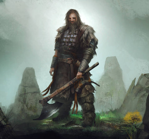 D&D 5e Barbarian Class Guide - Races, Skills & More