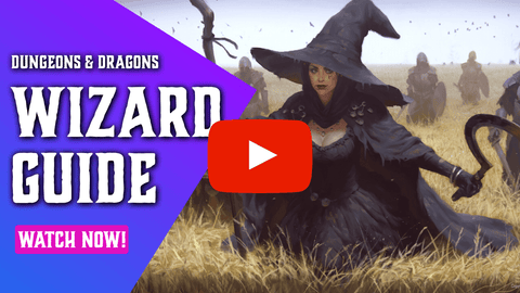 Wizard 5e Guide for DnD