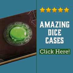 Dice Case for Dungeons and Dragons
