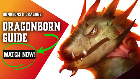 dragonborn 5e race for dnd