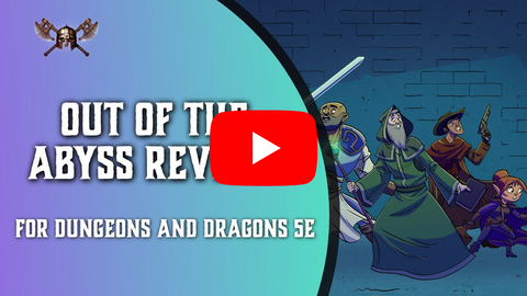 out of the abyss video review