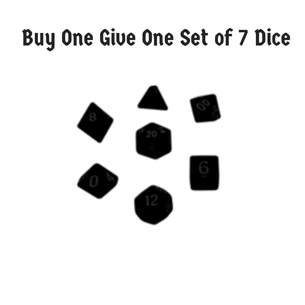 Give One - Set of Dice