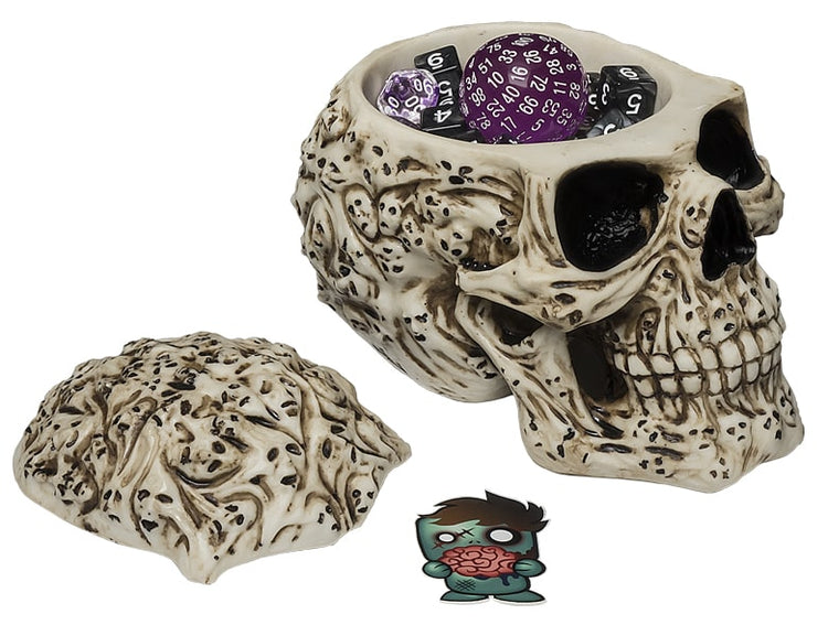 Necromancer Bundle - Necrotic Themed Polyhedral RPG Dice for