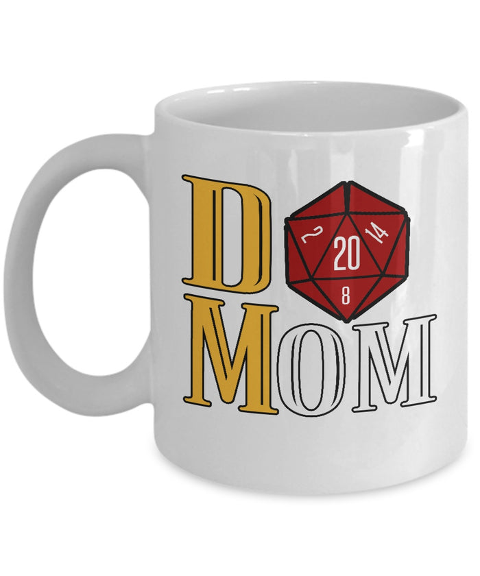 Coffee Mug - DM Mom Mug For Mothers Day