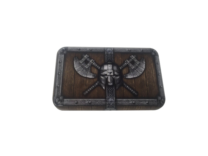 Dice Case - Dwarven Chest - Dice Case