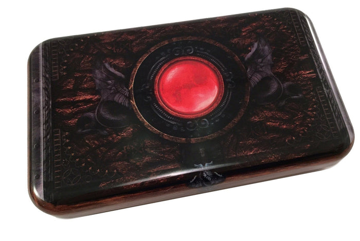 Dice Case - Warlock Tome - Dice Case