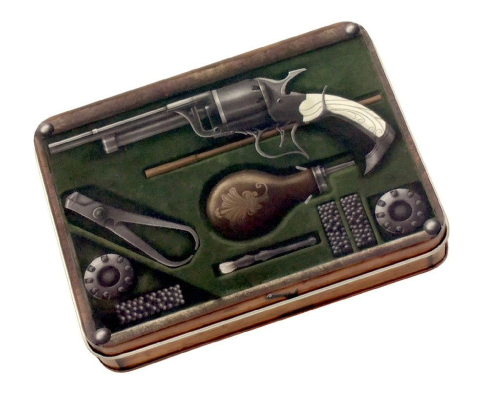 Slinger's Kit Metal Dice Case