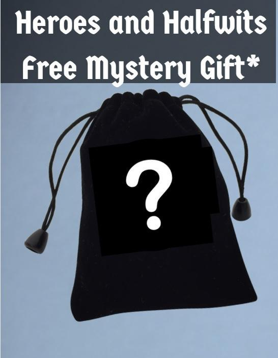 Mystery Gift For Heroes And Halfwits Visitors