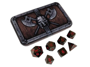RPG Dice & Metal Dice Sets | SkullSplitter Dice