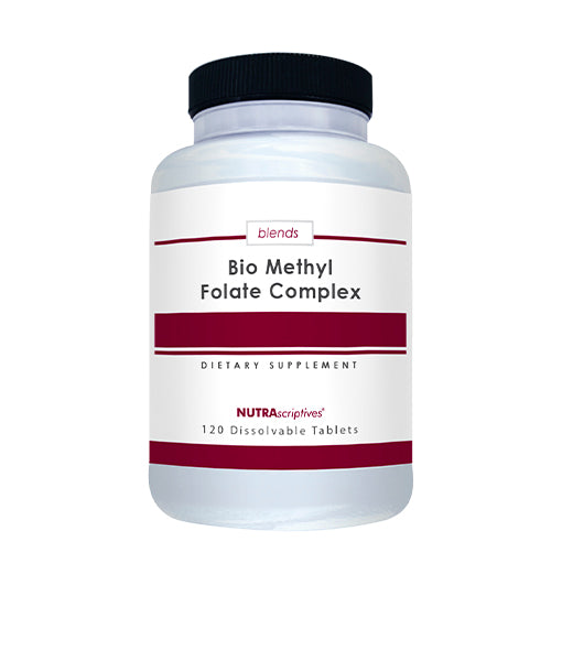 Bio Methyl Folate Complex - Ships from a different location (USPS Only)