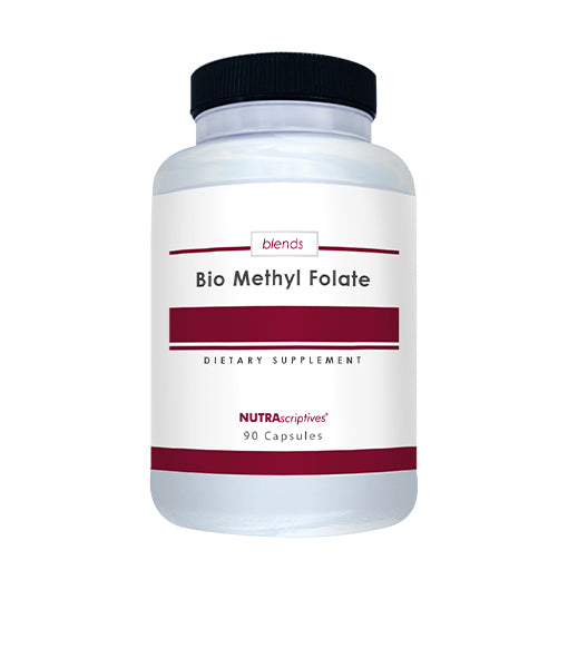 Bio Methyl Folate - Ships from a different location (USPS Only)