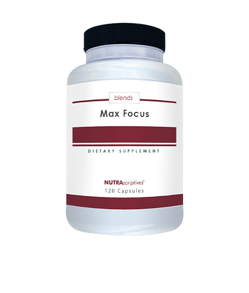 Max Focus - Fulfilled by GX Sciences