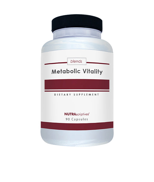 Metabolic Vitality - Fulfilled by GX Sciences
