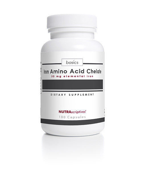 Iron Amino Acid Chelate 30 mg