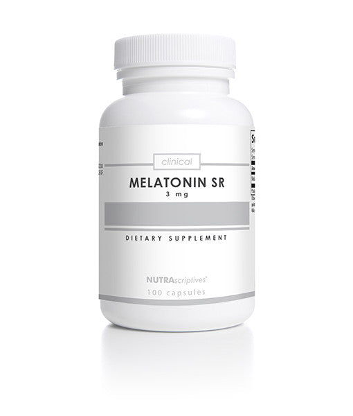 Melatonin SR 3 mg