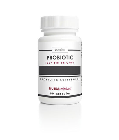 Probiotic 100+ Billion CFU's